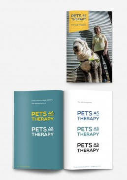 Monchu Pets as Therapy Brand Guidelines