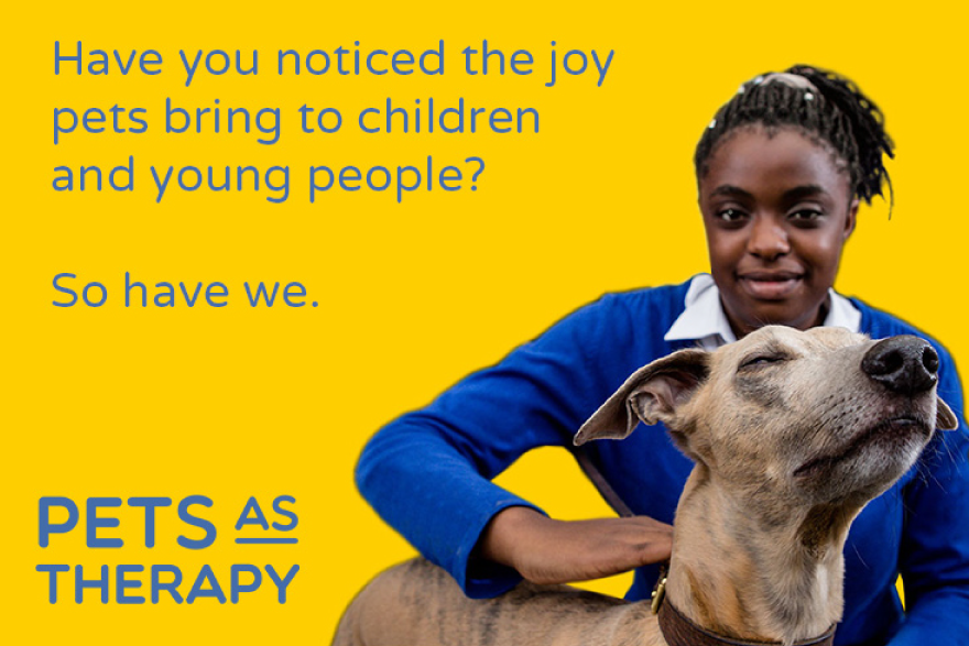 Pets As Therapy poster