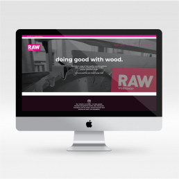RAW workshop website
