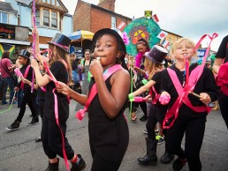Photo from Cowley Road Carnival