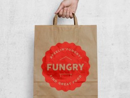 Fungry Food Bag