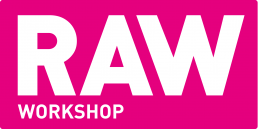 RAW workshop banner