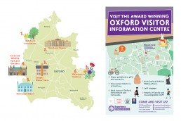 Experience Oxfordshire poster