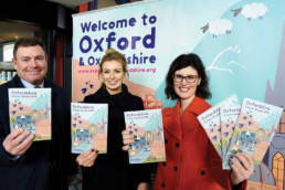 Experience Oxfordshire visitor guide