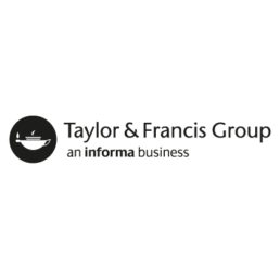 Taylor & Francis Logo in Black