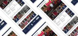 Oxford Union website redesign