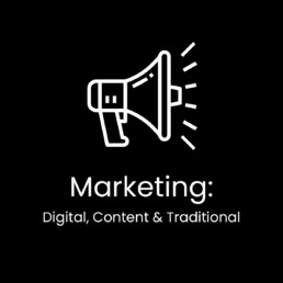 marketing and digital marketing services icon